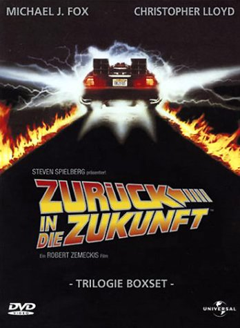 Universal Pictures Germany GmbH Zurück in die Zukunft - Trilogie Boxset [3 DVDs]