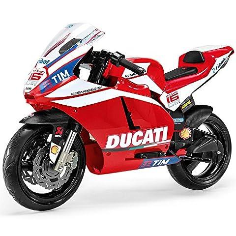 Peg Perego - Mc0020 - Véhicule Électrique - Ducati (Moto Ducati)