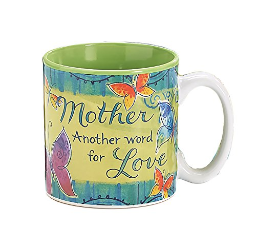 (Mother Another Word For Love 13 oz Keramik-Becher)