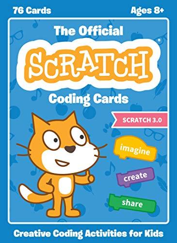 The Official Scratch Coding Cards (Scratch 3.0): Creative Coding Activities for Kids (Scratch Programmierung)