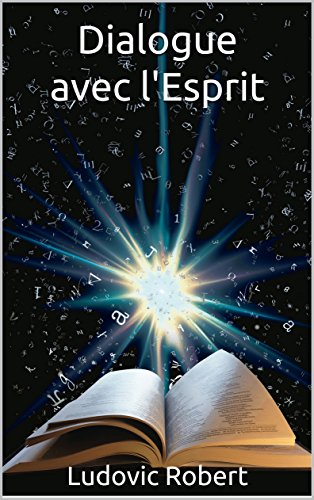 Couverture du livre Dialogue avec l'Esprit