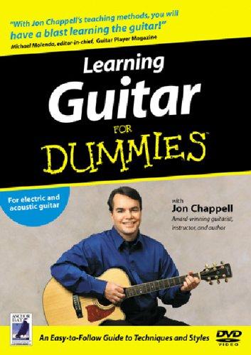 jon-chappell-learning-guitar-for-dummies-dvd