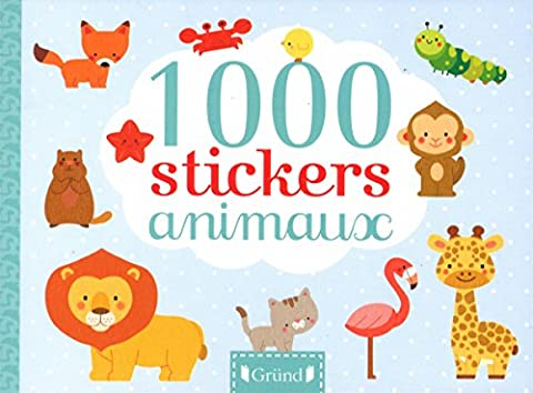 1 000 stickers