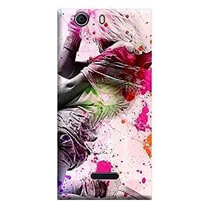 CaseLite Premium Printed Mobile Back Case Cover With Full protection For Micromax Canvas Nitro 2 E311 (Designer Case)