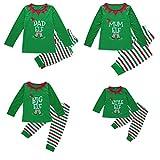 Weihnachten Schlafanzug Familie Set Mutter Vater Kind Pajama Hohe Qualität Langarm Nachtwäsche Drucken Clown Baumwolle Top Hose Set