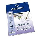 Canson 200005969 Imagine Mix-Media Papier