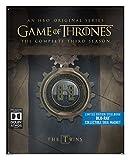 Game of Thrones - Season 3 (Limited Edition Steelbook) [Blu-ray] UK-Import, Sprache-Englisch.