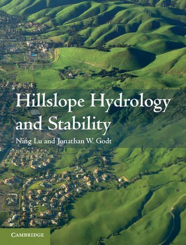 Hillslope Hydrology and Stability by Professor Ning Lu (2013-02-25)