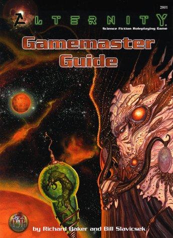 ALTERNITY GAMEMASTER GUIDE (Hardcover Rules Book) (Alternity)