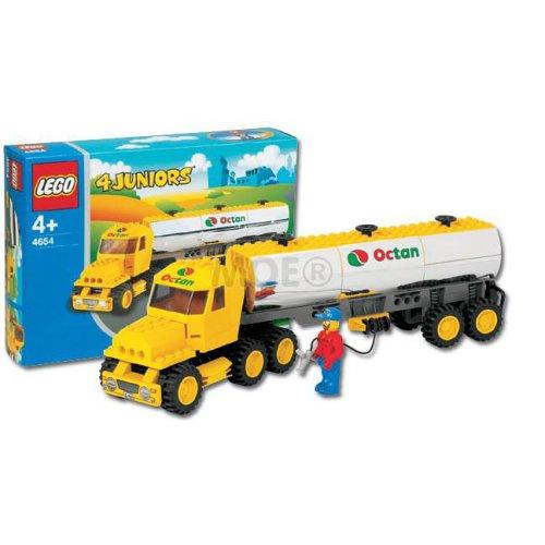 LEGO-4Juniors-4654-Tanker-Truck
