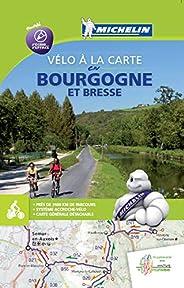 Velo la carte en Bourgogne et Bresse: Cycling Map
