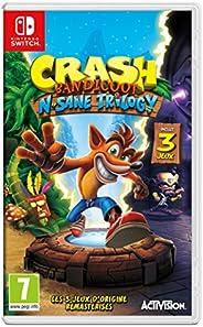 Crash Bandicoot: N-Sane Trilogy (Nintendo Switch)