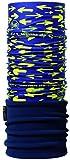 Buff, Sciarpa Tubolare Multifunzione per Adulti, Motivo Camino De Santiago, Multicolore (Finisterra), Taglia Unica