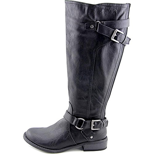 G By Guess Hing Wide Calf Synthétique Botte Black