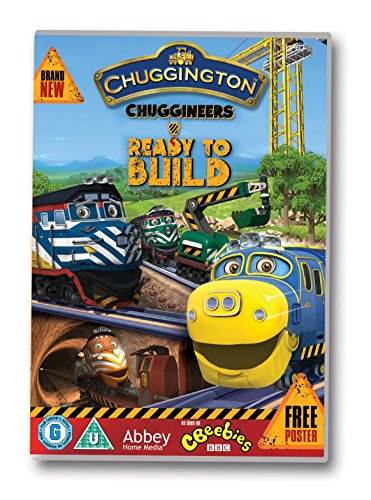 Chuggington   Chuggineers   Ready To Build   INLCUDES FREE POSTER [DVD] [Reino Unido]
