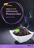 Tegut vom Feinsten Schwarzer Piemont Reis, 13er Pack (13 x 250 g)