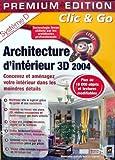 Architecture d'intérieur 3D 2004...
