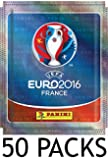 UEFA Euro 2016 Album Stickers - 50 Packs - Panini