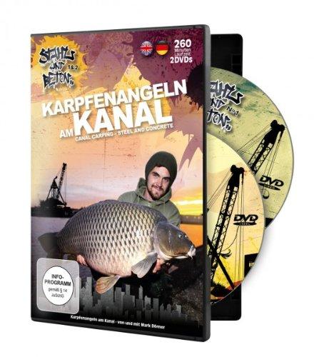 Preisvergleich Produktbild Mark Dörner DVD Stahl und Beton - 2 DVDs