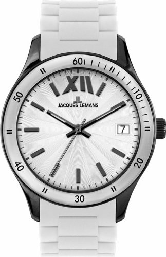 Jacques Lemans Sports Damen-Armbanduhr Rome Sports 1-1623P