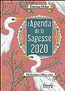 Agenda de la Sagesse 2020 - Méditation - Bien-être par Delor