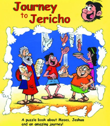 Journey to Jericho : a puzzle book about Moses, Joshua and an amazing journey