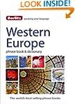 Berlitz Language: Western Europe Phra...