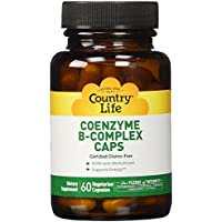 Country Life - Protezioni B-Complesse del coenzima - 60 capsule vegetariane