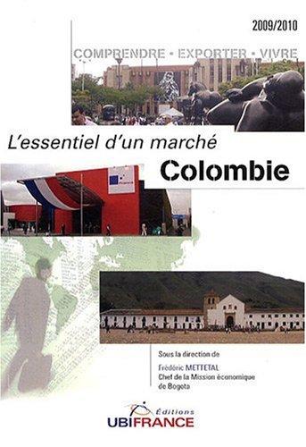 Colombie par Frédéric Mettetal, Collectif