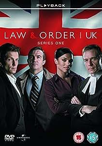 Law & Order: UK - Series 1 [DVD]