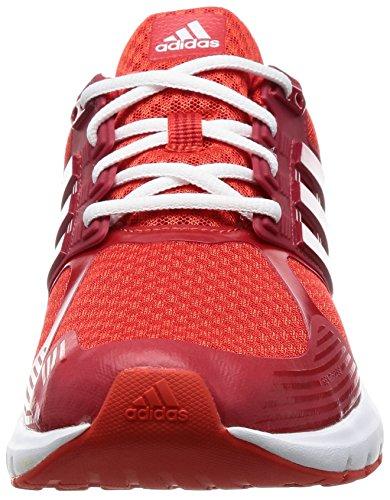 adidas Duramo 8, Scarpe da Corsa Uomo Rosso (Core Red/scarlet/footwear White)