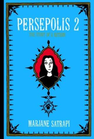 Free Download Persepolis 2 The Story Of A Return Top Ebook Marjane Satrapi Njdyt67d67t7