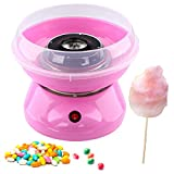 Zuckerwatte Maschine, Whitgo DIY Candy elektrische Maschine, Marshmallow Tool Maker, Karneval Party Candy Zuckerwatte-Maschine für Kinder Kids (Pink)