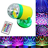 Citra Rotating Disco Ball Laser Light, Party Lights Party Lights with Remote Control