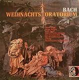 Bach Weihnachtsoratorium Agnes Giebel . DACAPO. Der Thomanerchor. 3 LP Vinyl Box.