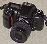 FOTOTECHNIK by LLL Cámara Réflex Nikon F60–SLR Camera Incl. Lente–AF Nikon Nikkor 35–80mm 1: 4–5.6D * * Técnica–Geprüft–Funciona * *
