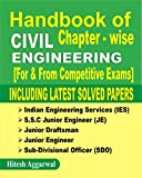 Hand Book for Civil Engineering : Chapter-Wise Short Type 2019