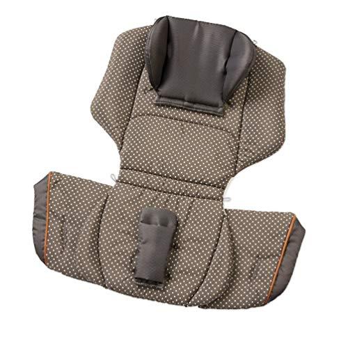 Gesslein Loop Set Sitzauflage Cellpur 775 inkl. Armpolster und Kopfstützetet