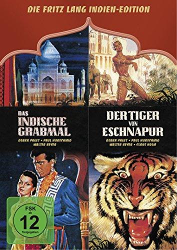 Bild von Die Fritz Lang Indien - Edition Box [2 DVDs]