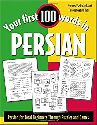 Your First 100 Words in Persian: Persian for Total Beginners Trough Puzzles and Games