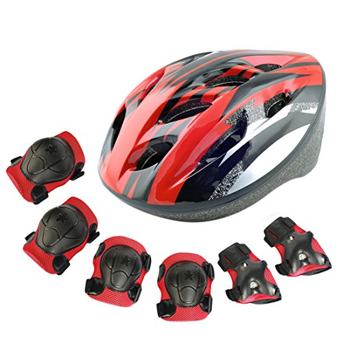 elbow-wrist-knee-pads-and-helmet-sport-safety-protective-gear-guard-for-kids-skateboard-skating-ridi