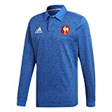 adidas BR3313 Maillot Homme, Bleu/Blanc/Powred, FR : 2XL (Taille Fabricant : XXL)