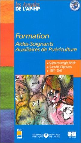 Formation : Aide-soignant - Auxiliaire de puériculture