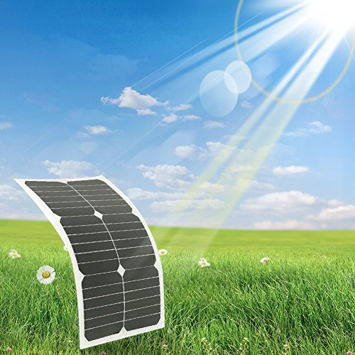 18v 20 watt Solarzellen Tragbare Faltpanel Array Ladegerät Mit Batterie Clips Verlängerungskabel Auto Camping Abenteuer Charge Control Ladewerkzeug