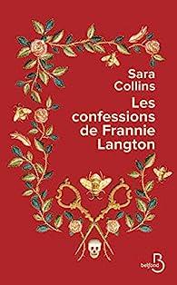 Critique de Les Confessions de Frannie Langton - Sara Collins par Eimelle