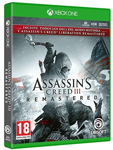 Assassins Creed III Remas