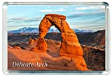 GCT K167 Delicate Arch Arches National Park Jumbo Kühlschrankmagnet USA - United States of America Travel Fridge Magnet