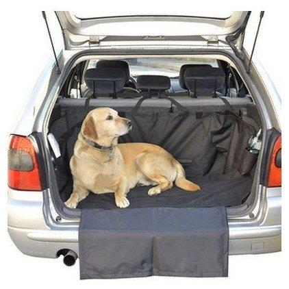 Couverture de coffre voiture pour chien
