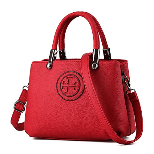 Dunland, Borsa a mano donna Wine Red