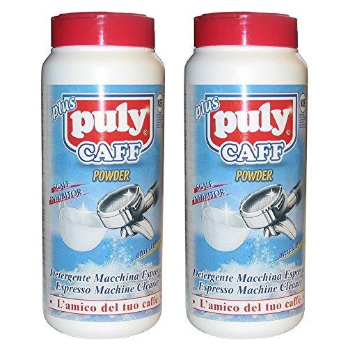 Puly Caff Kaffeefettreiniger, 2er Set (2 x 900 g)